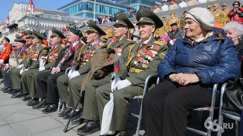 Ветераны ВОВ в России получат к 9 Мая в 17 раз меньше денег, чем в Казахстане
