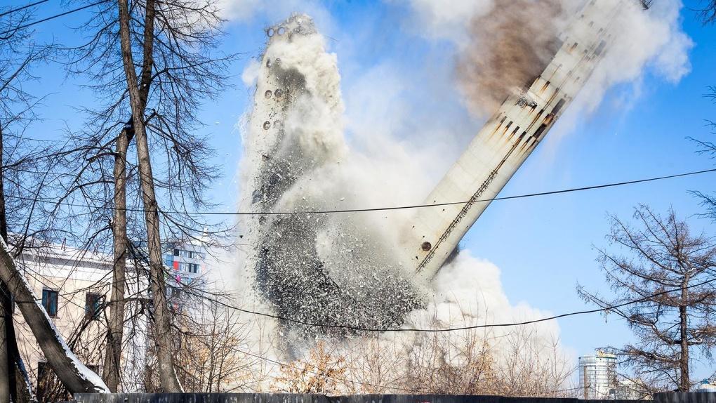 Два года без телебашни. Хроника уничтожения главного недостроя Екатеринбурга