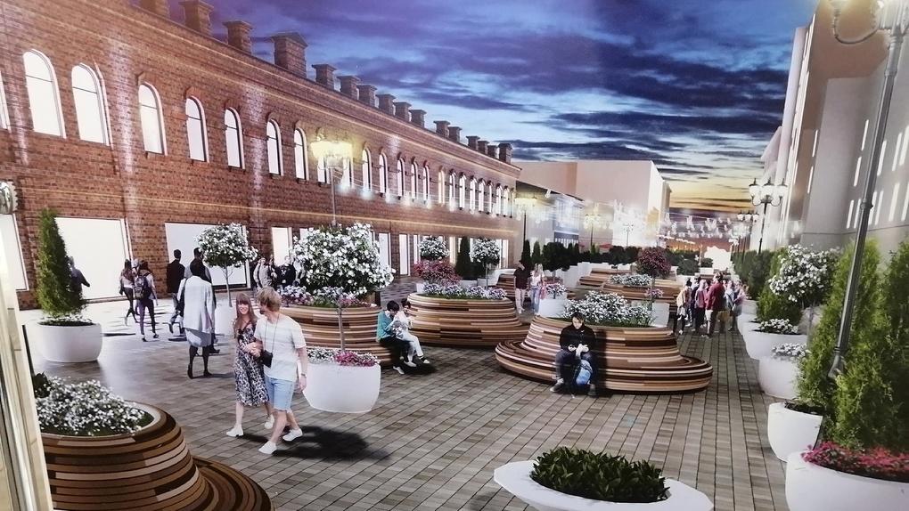 Улицу Вайнера реконструируют в 2020 году по проекту авторов обновления Зеленой рощи