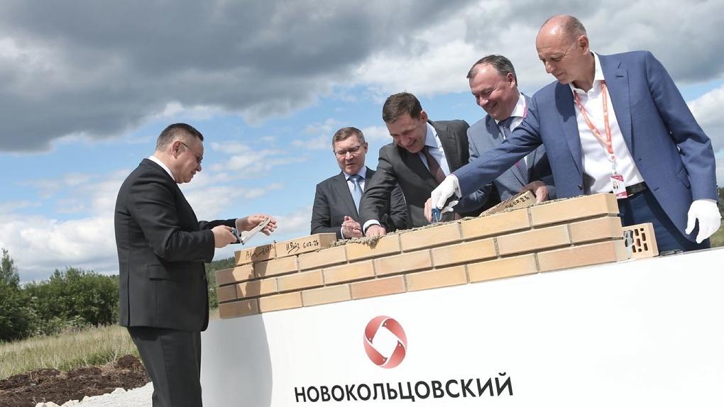 Группа Синара начала строить в Екатеринбурге новый микрорайон. Объекты Универсиады станут его частью