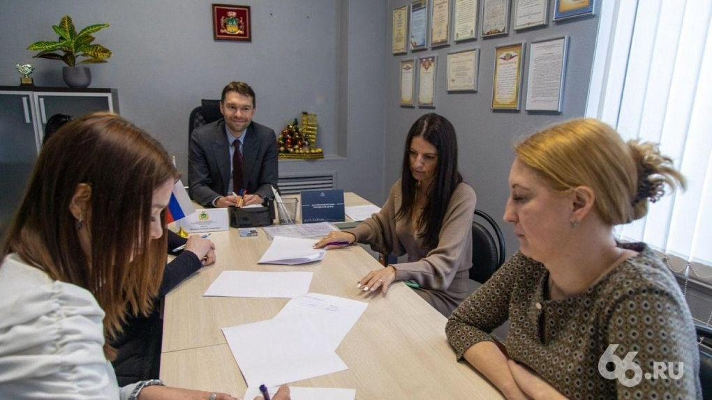 Депутат гордумы Алексей Вихарев возглавил общество спасения Екатеринбурга от экологических катастроф