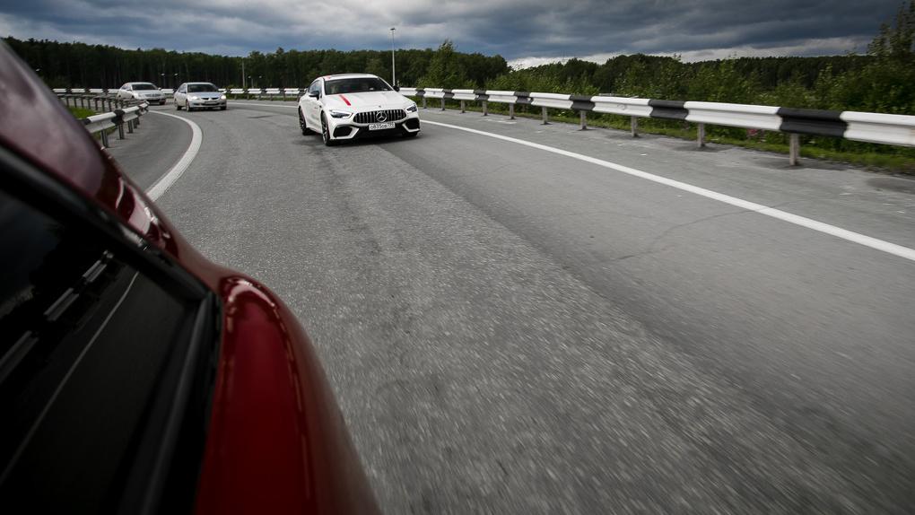 А есть нормальные машины, кроме «Панамеры»? Отвечает Mercedes-AMG GT 63 S 4MATIC+