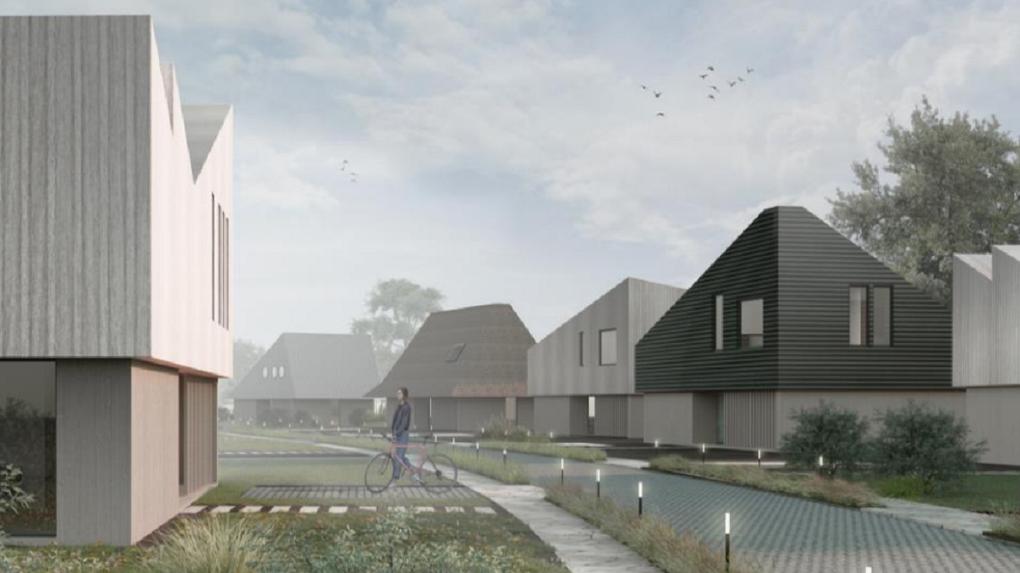 Минстрой выбрал лучшие типовые проекты загородных домов будущего и раздаст их всем желающим. Рендеры