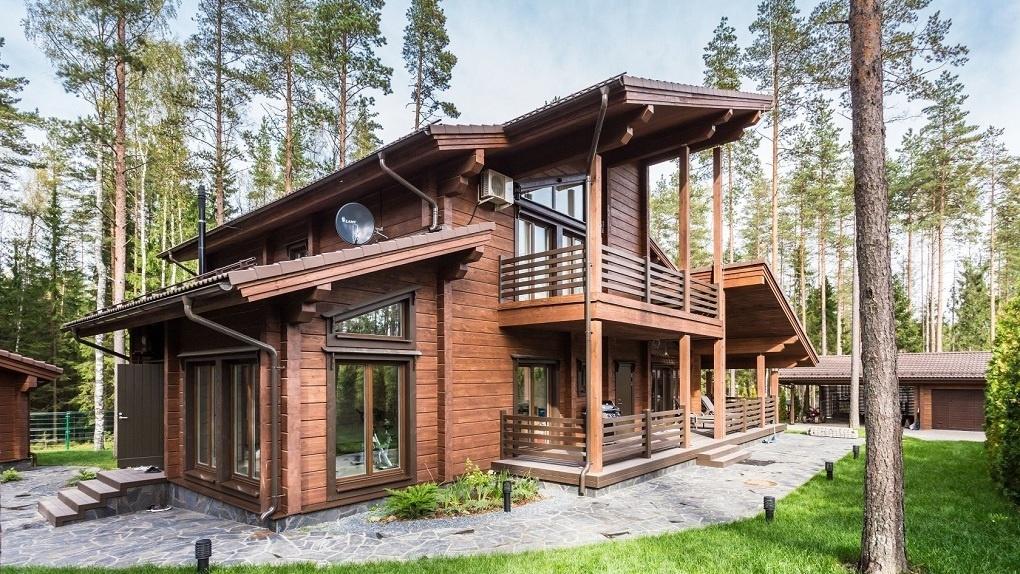 В Свердловской области на треть выросло количество загородных домов. Топ-5 городов