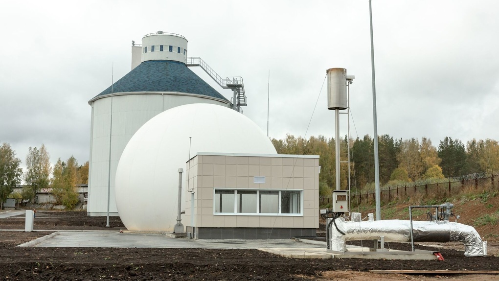Дома Екатеринбурга будут обогревать фекальным газом