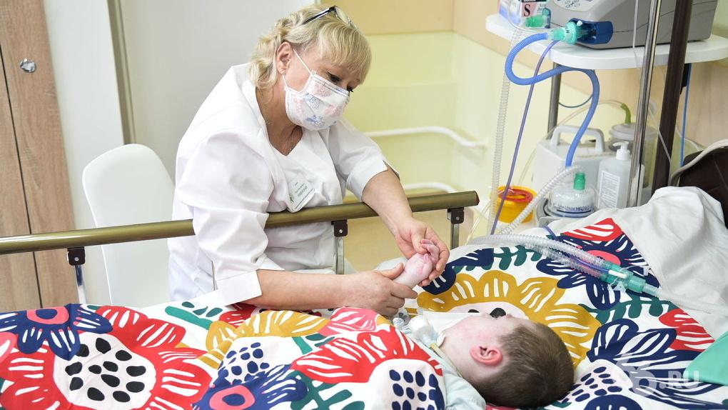 В Екатеринбурге открыли первый на Урале хоспис для тяжелобольных детей. Как он устроен