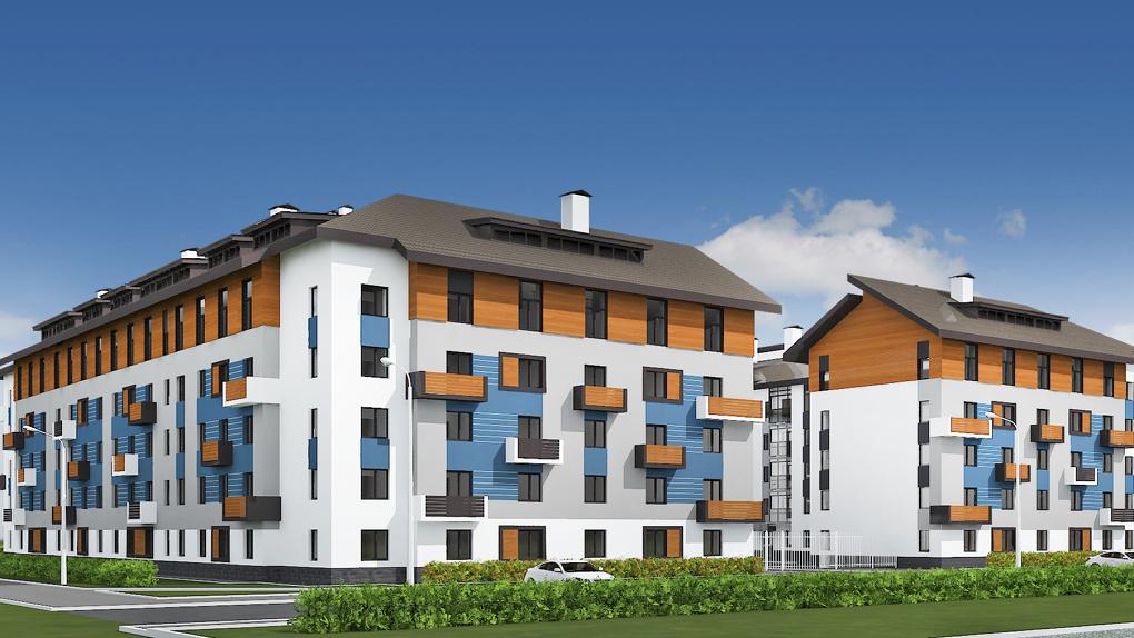 Сталинки отдыхают: в Екатеринбурге начали строить дома с эколофт-квартирами