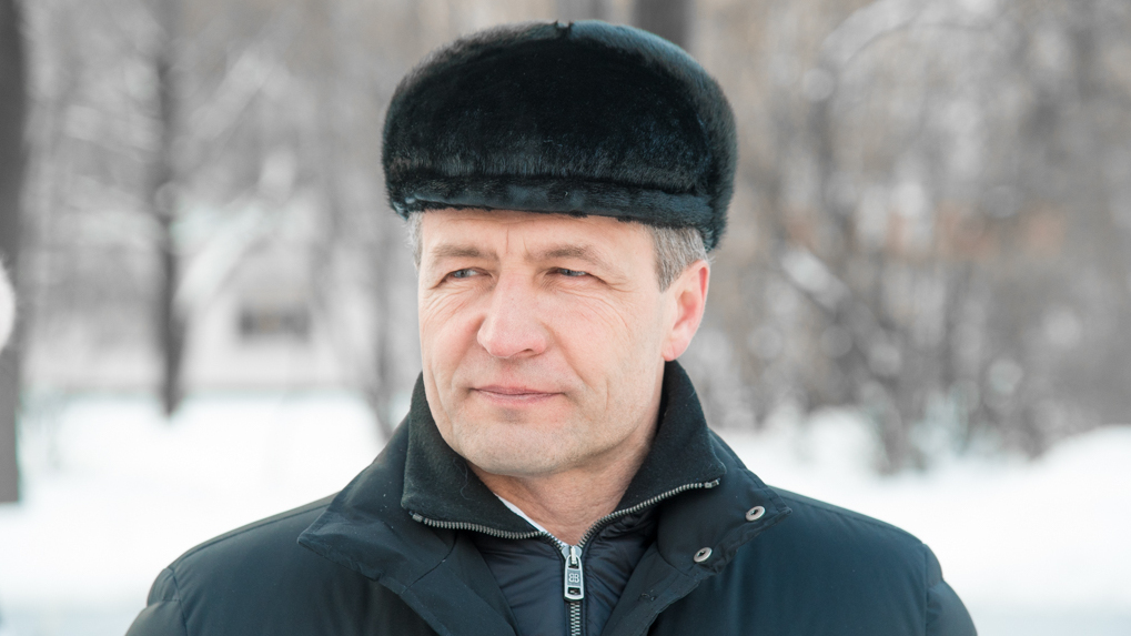 Председатель гордумы Игорь Володин устроил стрельбу из гранатомета. Видео