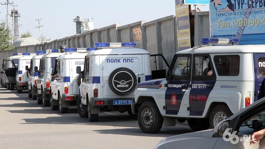 Полиция ищет родителей трехлетнего мальчика, который один бродил по центру Екатеринбурга