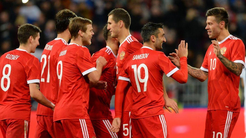 FIFA раскрыла девиз сборной России на ЧМ-2018. Вы за него не голосовали