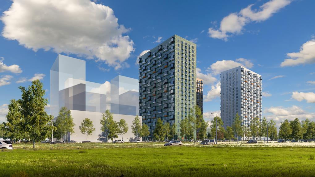 «ПИК» построит жилой квартал на берегу Исети у ЦПКиО. Как он будет выглядеть