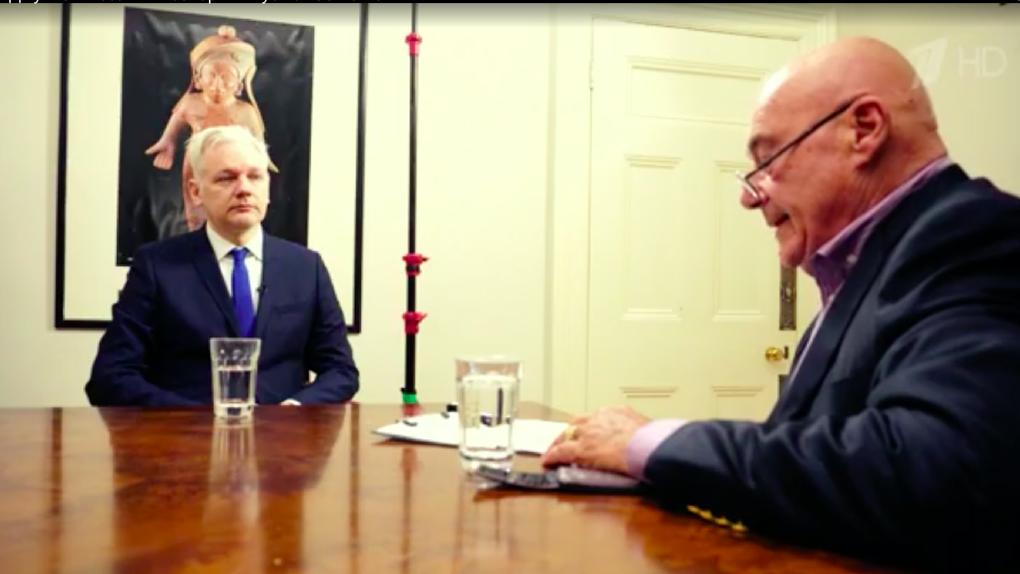 Создатель WikiLeaks дал большое интервью Владимиру Познеру. Конспект