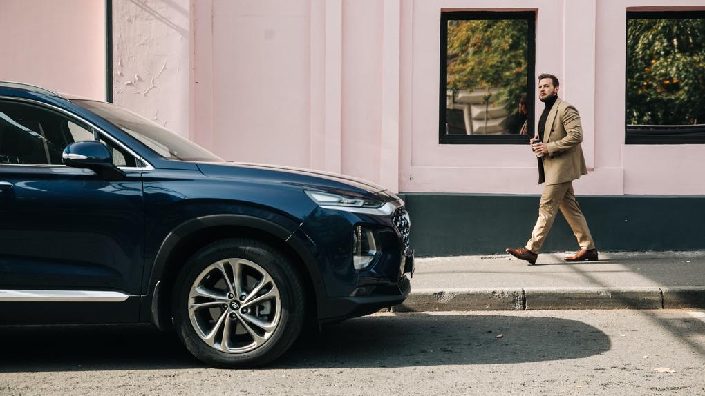 Hyundai Mobility пополняет парк автомобилей
