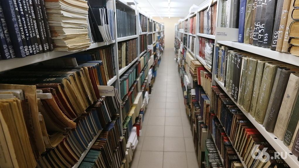 «Мы сохраняем в журналах и книгах целый срез общества»: один день в библиотеке Белинского
