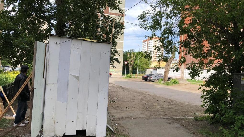 Депутат Законодательного собрания неожиданно узнал, что он — владелец гоп-парковки на Уралмаше
