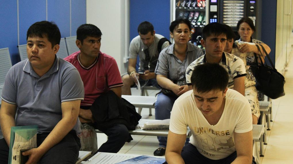 Полиция зачищает Екатеринбург от нелегальных мигрантов. Итоги спецоперации