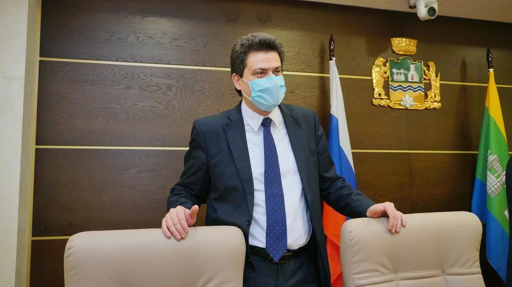 Евгений Куйвашев не стал назначать Александра Высокинского первым замом губернатора