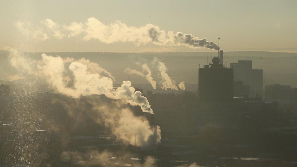 Два месяца в году Екатеринбург дышит отравленным воздухом. Календарь смого-дней