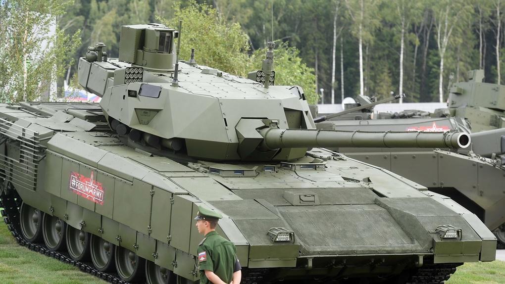 Конструкторы Уралвагонзавода создали и запатентовали проект детской площадки в виде танка «Армата»
