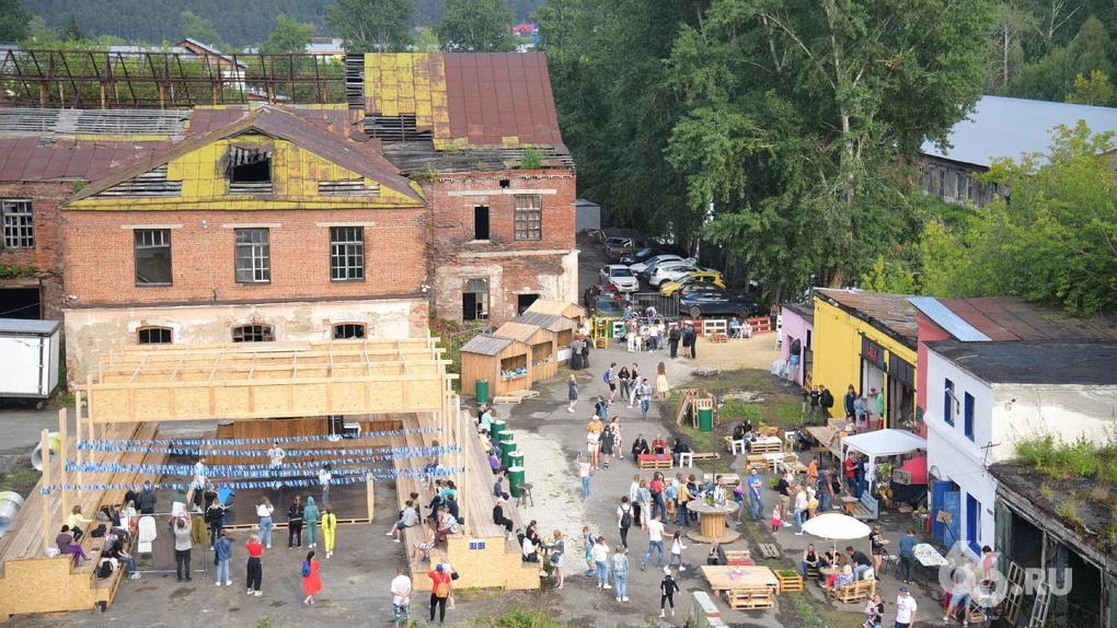 Летом старинный горный завод под Сысертью снова станет креативным кластером. Что там будет