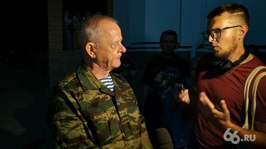 Экс-полковник ГРУ Владимир Квачков: «Отец Сергий — духовный вождь духовного восстания за чистоту веры»