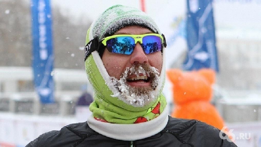 В Екатеринбург идут 30-градусные морозы