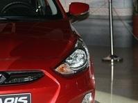 Фоторепортаж 66.ru: расширенная презентация Hyundai Solaris