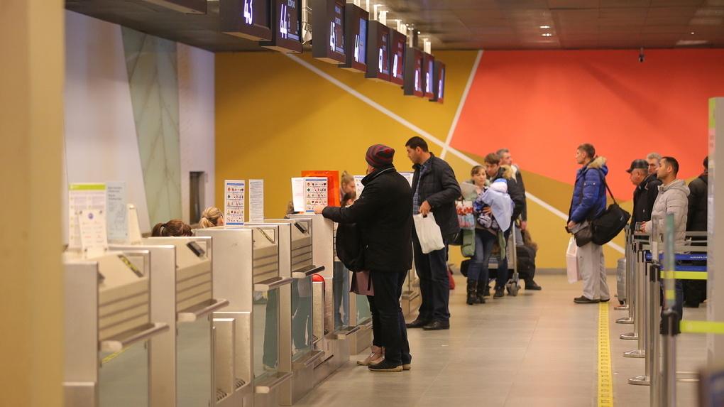 Евгений Куйвашев утвердил сроки строительства новых терминала и взлетно-посадочной полосы в Кольцово