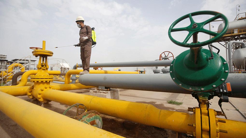 Цена на нефть Brent упала ниже 19 долларов за баррель