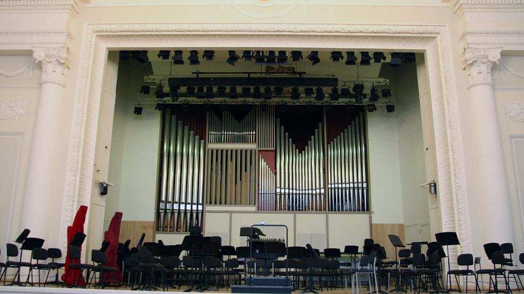 Минстрой объявил конкурс на концепцию для нового зала филармонии. Приз — 10 млн рублей