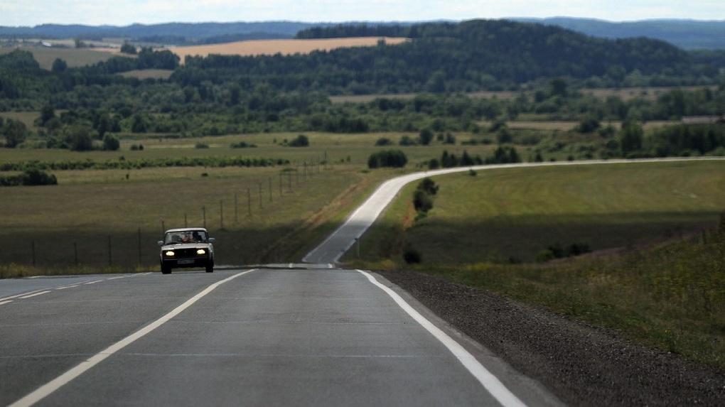 Отрезок трассы Екатеринбург — Челябинск сделают освещенным за 81,5 млн рублей