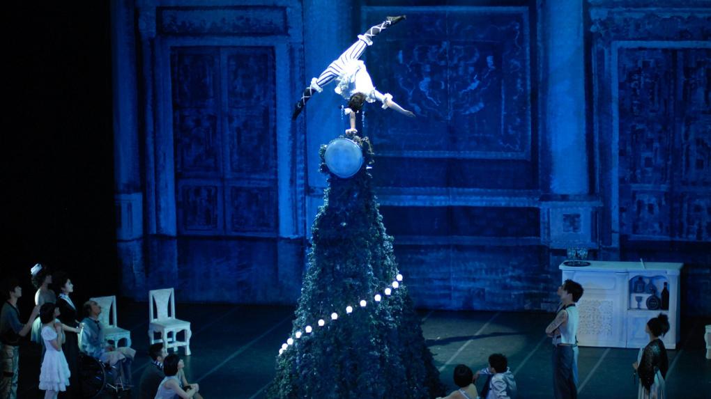 Китайское акробатическо-цирковое шоу «Щелкунчик» переносится на 14 декабря