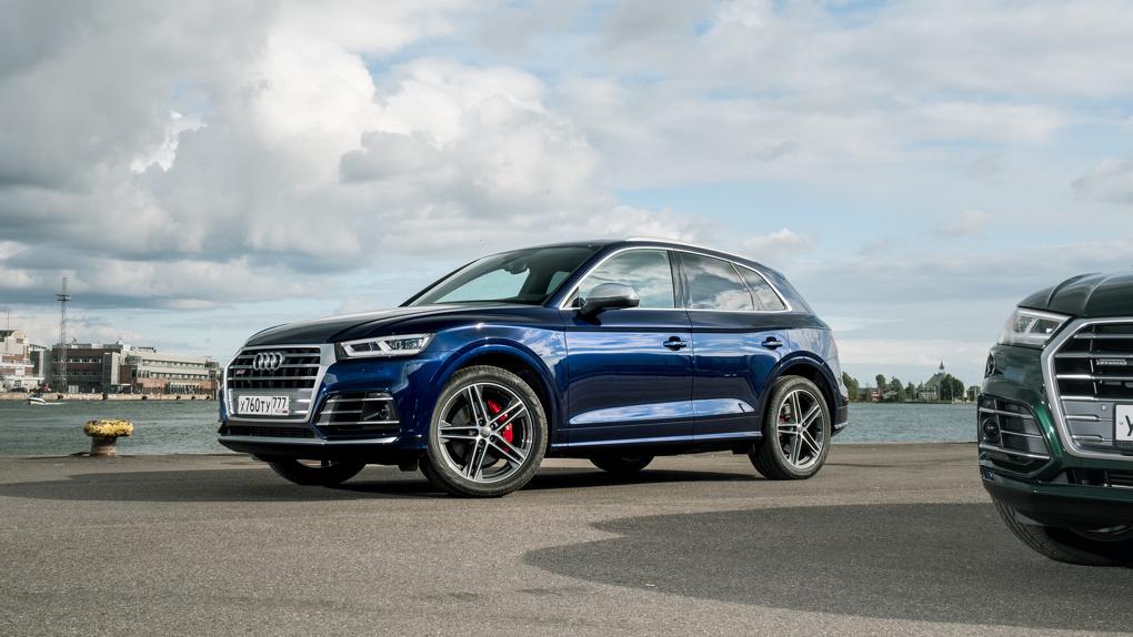 Размажь меня об кресло: стоит ли Audi SQ5 своих пяти миллионов