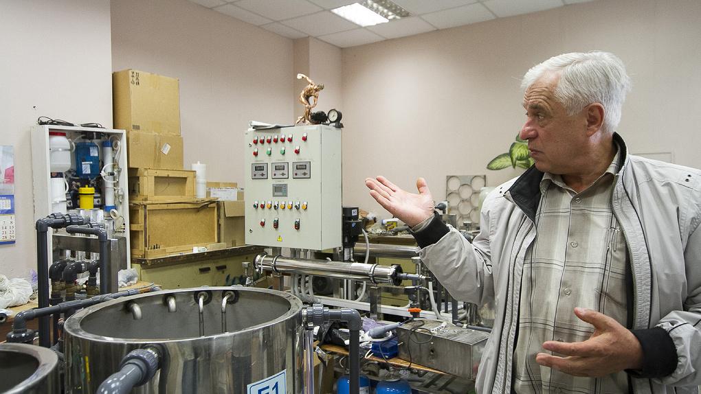Человек Наук. Профессор УрФУ – о том, как навсегда решить проблему грязной воды в Екатеринбурге