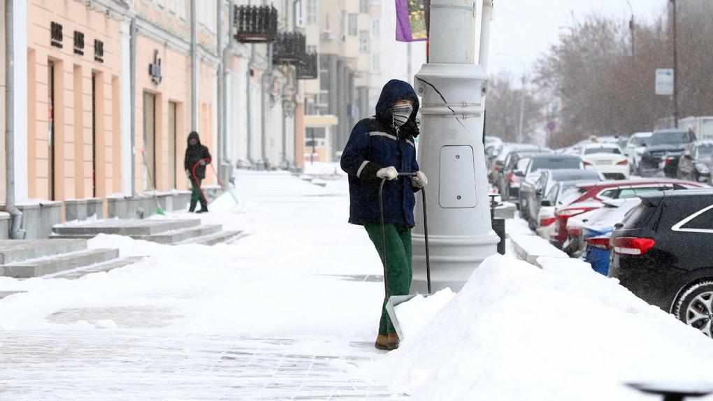 «Бионорд» побеждает. Торговые центры Екатеринбурга скупают реагент для обработки тротуаров