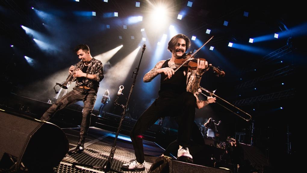 Организаторы «Ночи музыки» раскрыли новый список хедлайнеров фестиваля