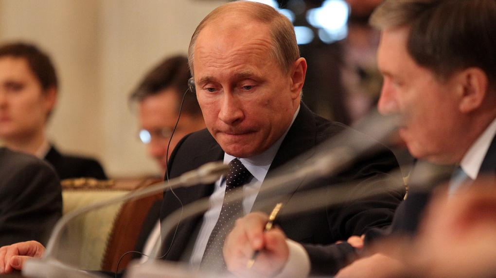 Майские указы Владимира Путина не смогли выполнить