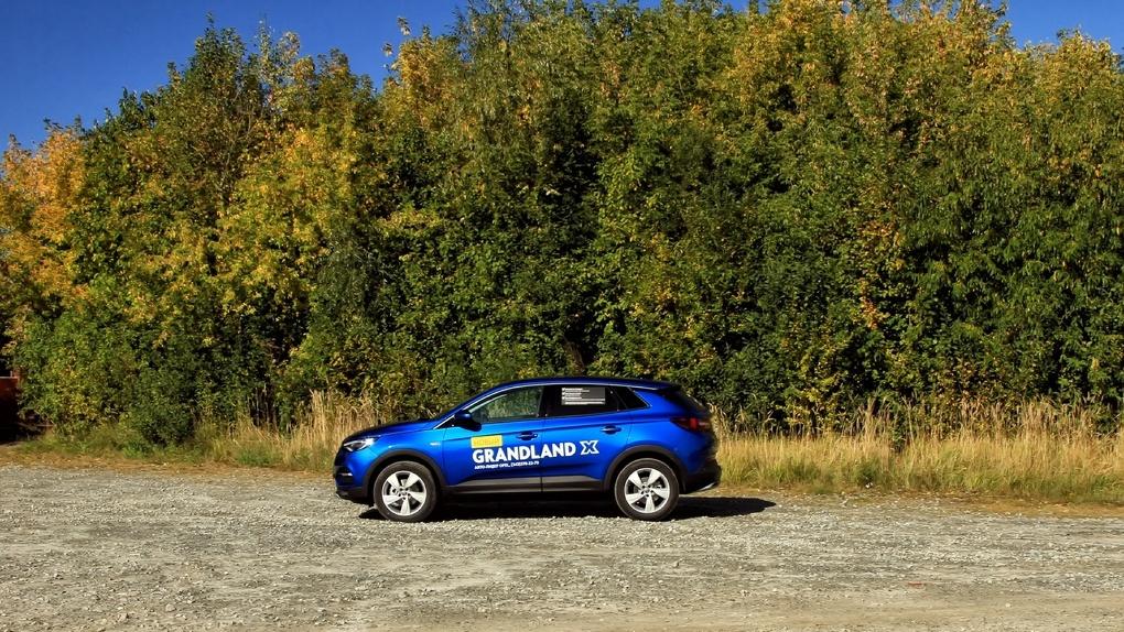 Opel вернулся, и что же он принес: обзор Grandland X