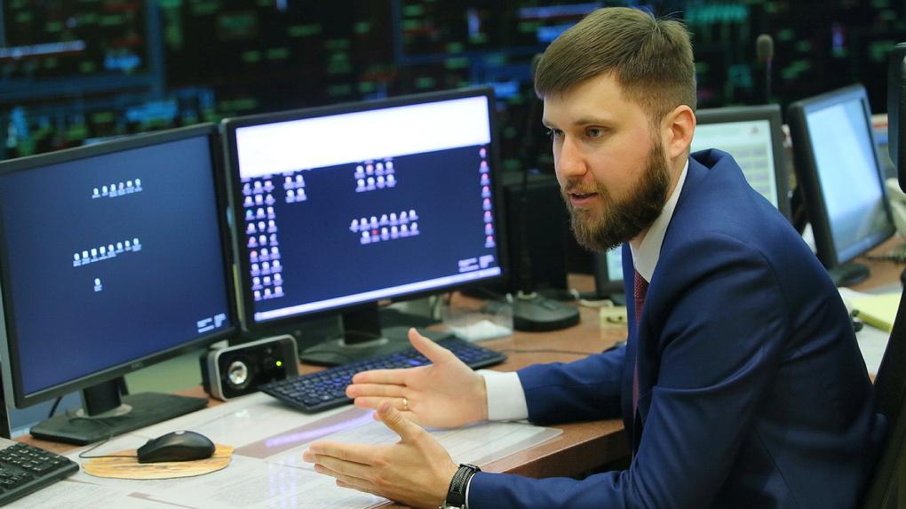 «За смену приходится обрабатывать терабайты информации»: один день на диспетчерском пункте Свердловэнерго