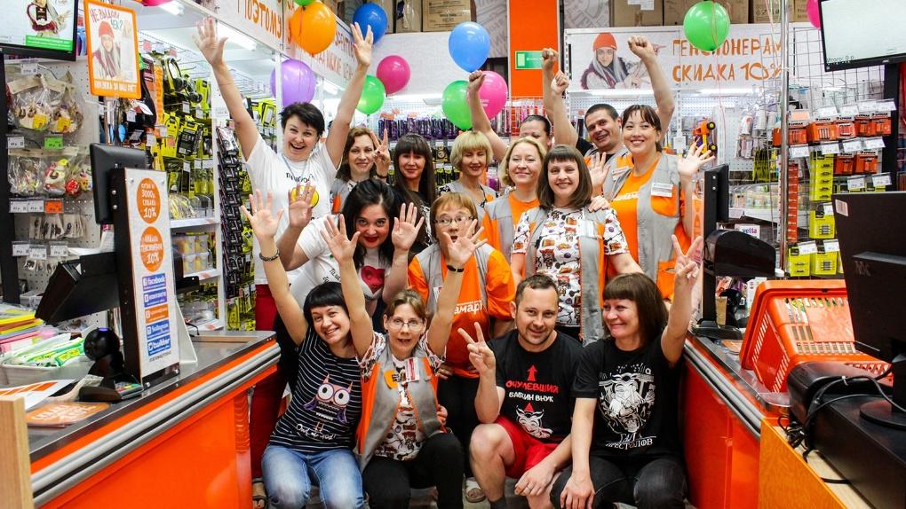 День рождения «Галамарта» 26 сентября, и любой второй товар из всего ассортимента берем за 1 рубль!