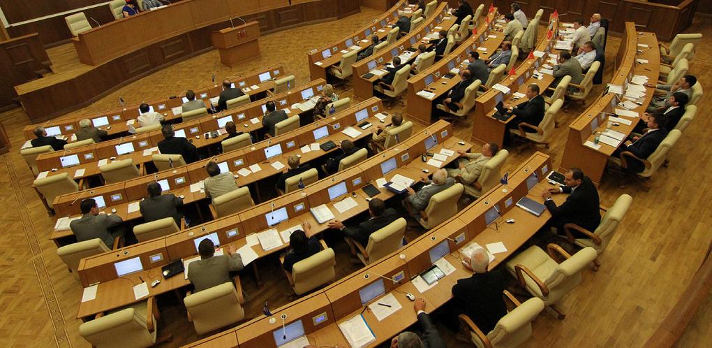 Тунгусов займется внутренней политикой, Орлов — экономикой. Депутаты выбрали первых вице-губернаторов