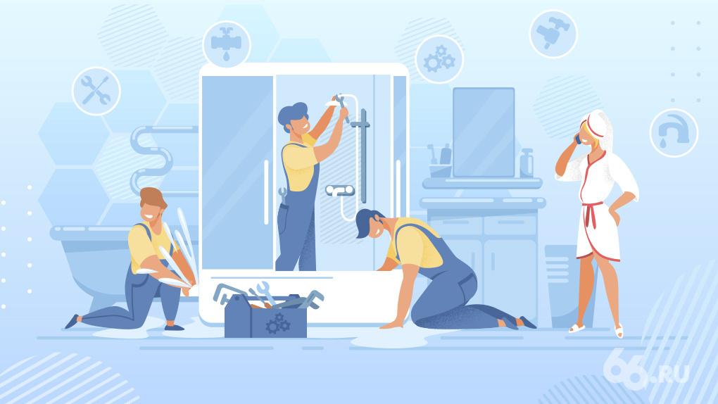 Ремонт ванной комнаты без последствий. 7 ошибок, которые лучше не совершать