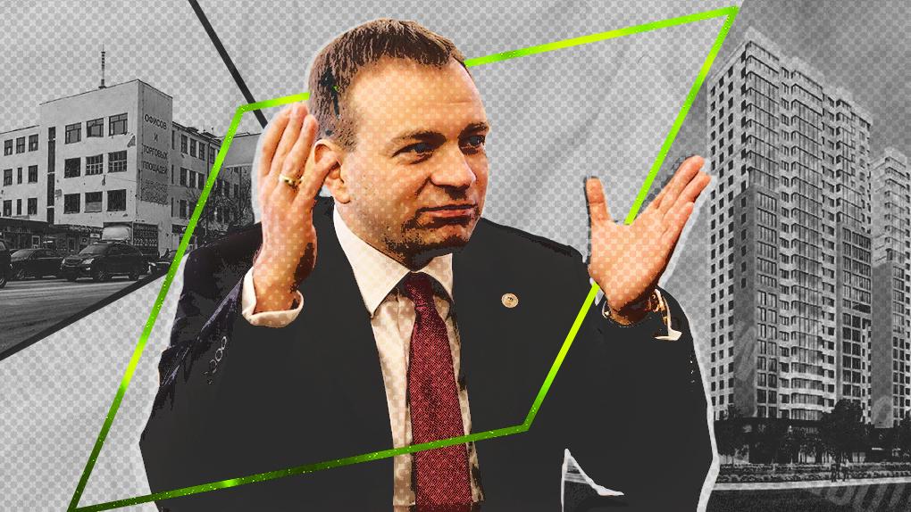 «Нужен новый облик ПРОМЭКТа». Вячеслав Трапезников – о том, почему проект «Маяка» не подходит городу