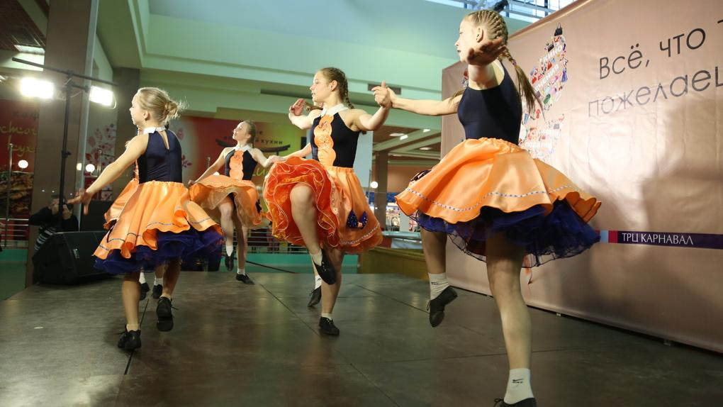Студенты Екатеринбурга отметят свой праздник танцем
