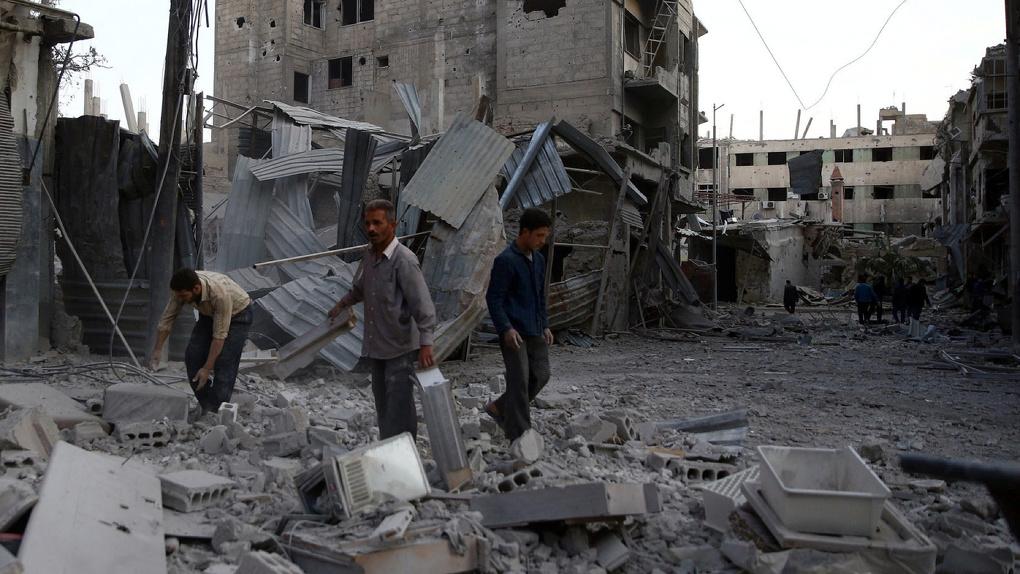 Сколько Россия потратила на восстановление Сирии. Трехлетние траты в одной инфографике