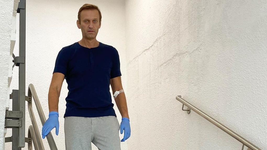 Следственный комитет завел уголовное дело на Алексея Навального