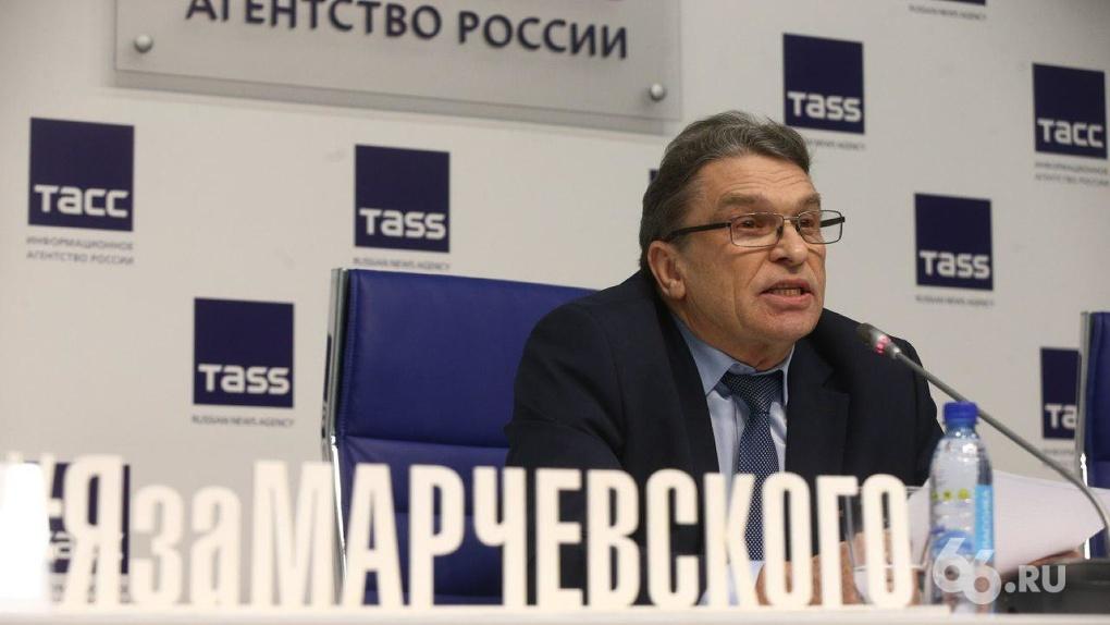 Анатолий Марчевский возвращается на работу в цирк