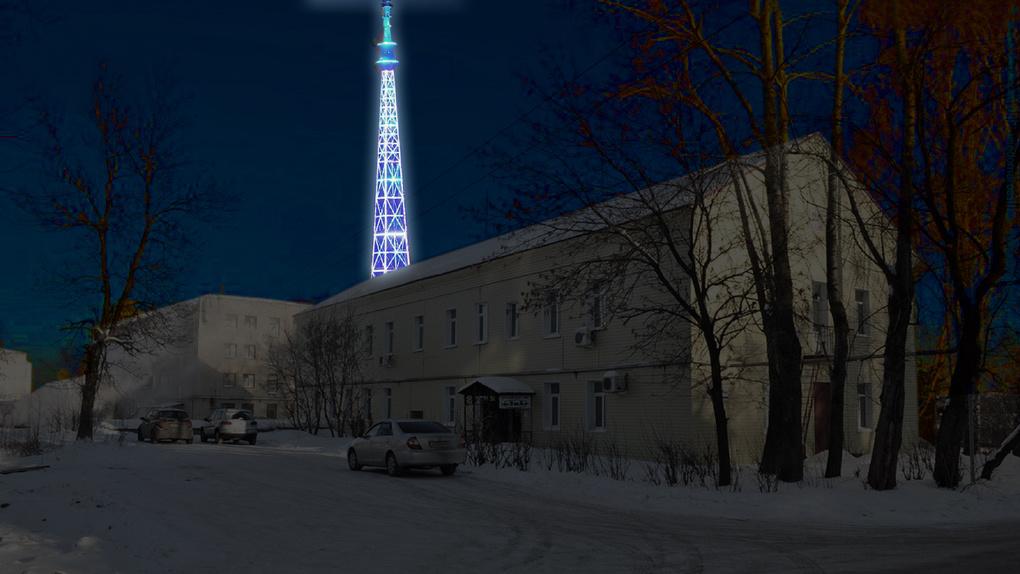 УГМК перенесла место строительства телебашни. Она мешала новому жилому району на севере Екатеринбурга