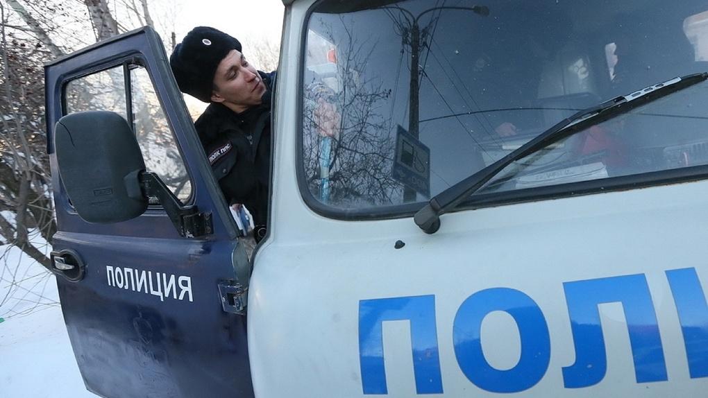 В полиции Екатеринбурга пообещали немедленно пресекать попытки провести несогласованные митинги 23 января