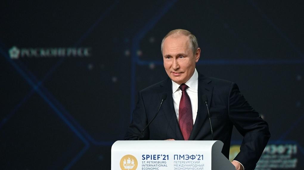 Владимир Путин заявил о продлении льготной ипотеки на год для всех регионов